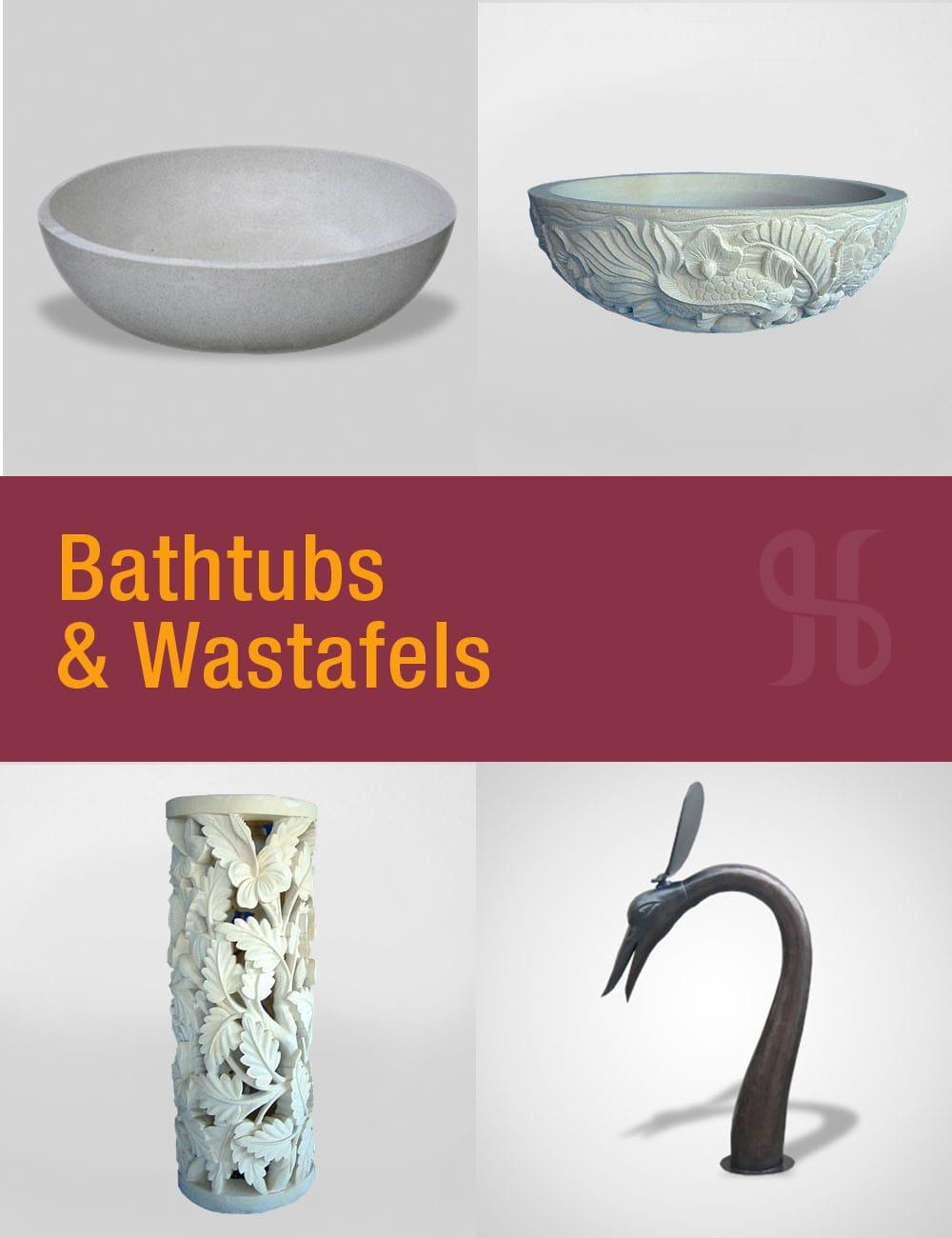 Bathtubs and Wastafels
