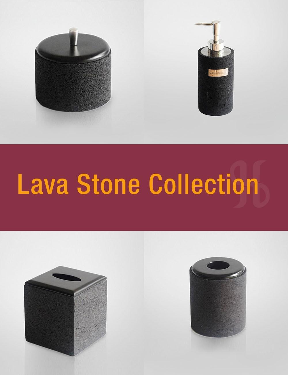 Lava Stone Collection