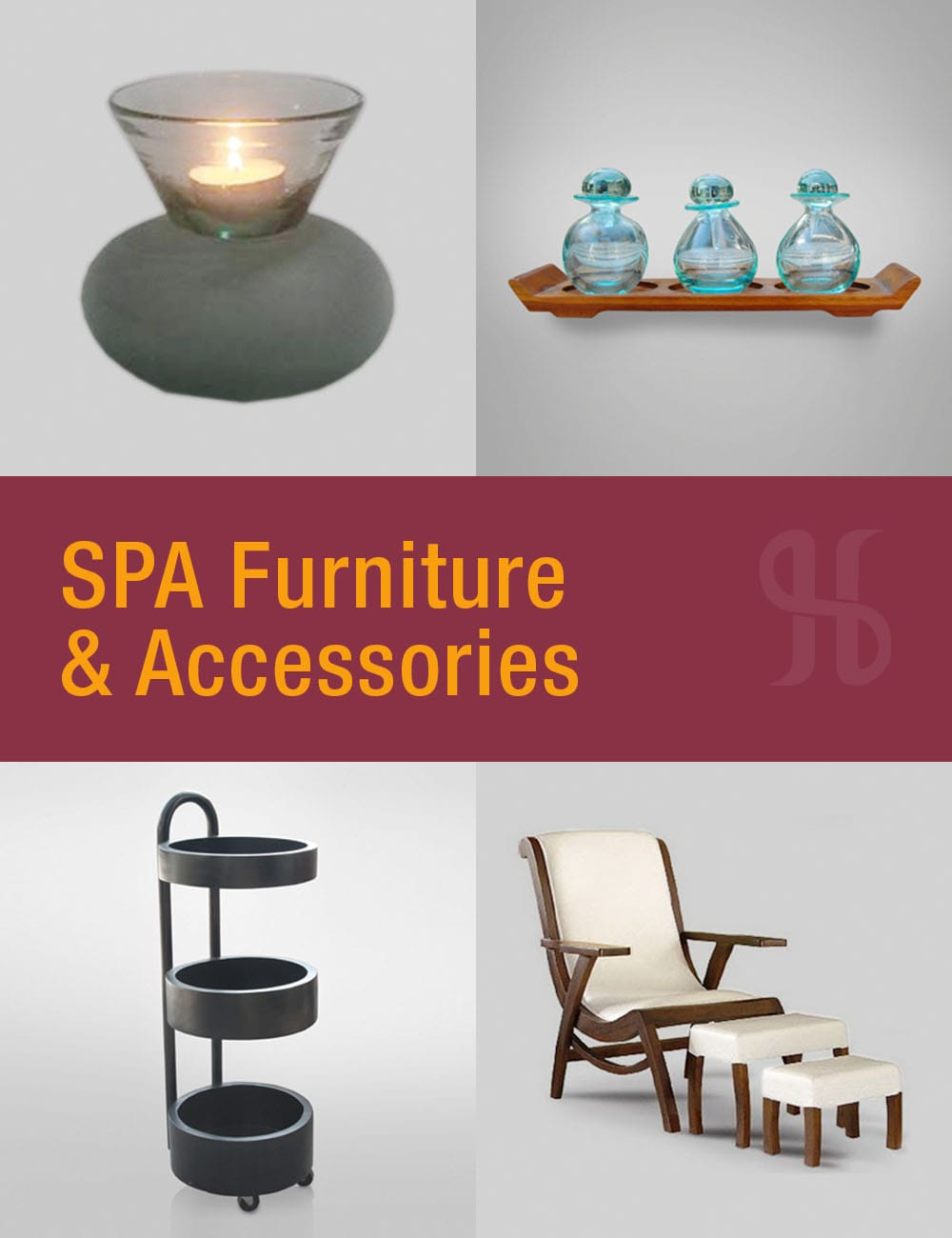 SPA Furniture and Accessories
